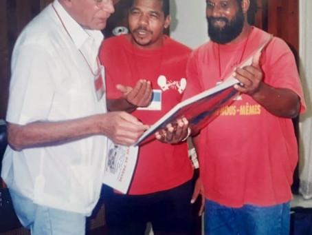 Message pour les 60 ans de Institut Cubain d'amitié avec les Peuples