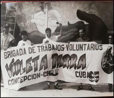 Las Brigadas de Solidaridad con Cuba en América Latina y el Caribe