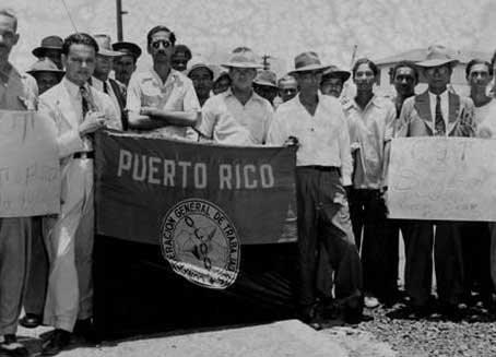La clase obrera de Puerto Rico ante el 1° de Mayo de 1897