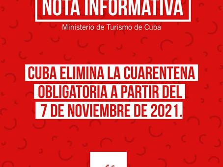 Cuba anuncia nuevas medidas para el control sanitario internacional