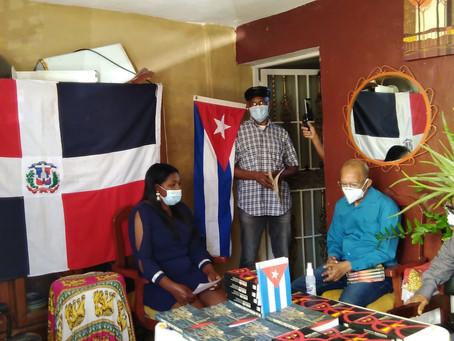 Desde Haina, Solidaridad con Cuba
