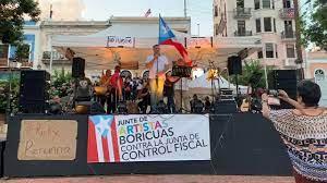 Artistas de Puerto Rico rechazan atropello de la Junta Fiscal