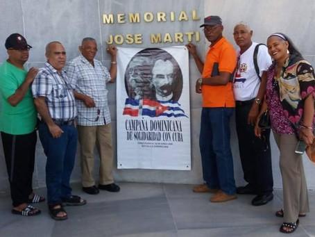 Un abrazo solidario al ICAP desde República Dominicana