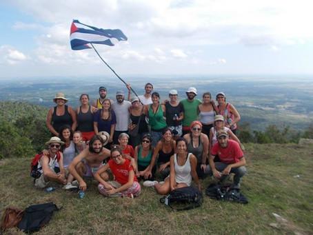 Brigadas de Argentina a Cuba una experiencia de formación