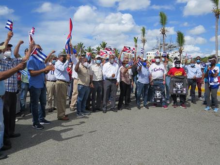 Amplio rechazo en Dominicana a bloqueo de EEUU a Cuba