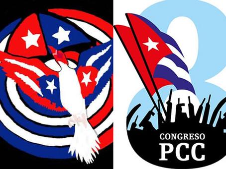 Boricuas saludan 8vo Congreso de Partido Comunista de Cuba