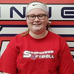 #9 Allison Sheenan Pitcher second  base.