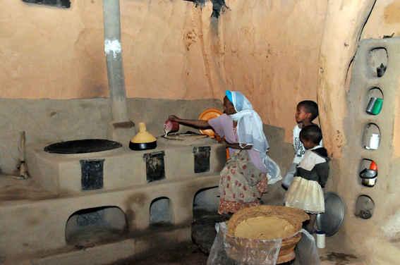 Cookstoves in Eritrea
