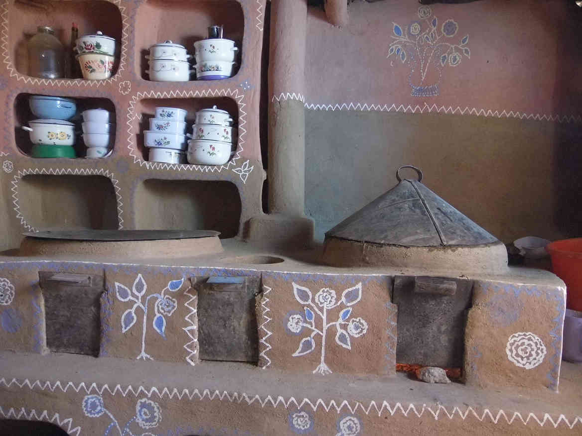Efficient stoves for Eritrea