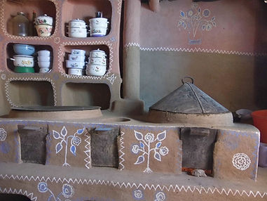 domestic cooking stoves in Eritrea