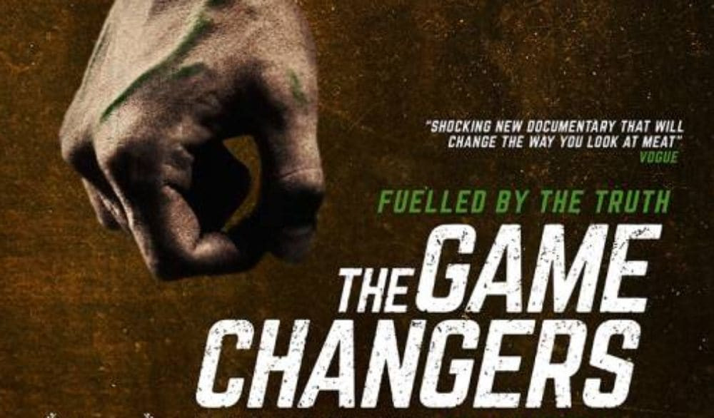 The Game Changers documentary film logo