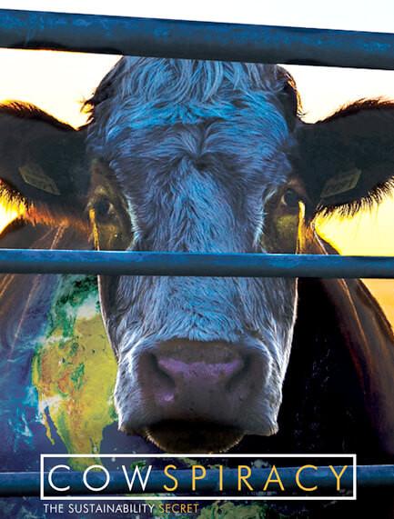 Cowspiracy logo