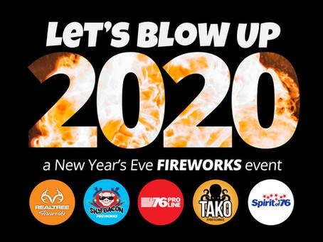 NYE Livestream: Let's Blow Up 2020