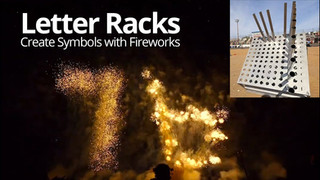 Letter Racks - Create Symbols with Fireworks - About & Field Tests