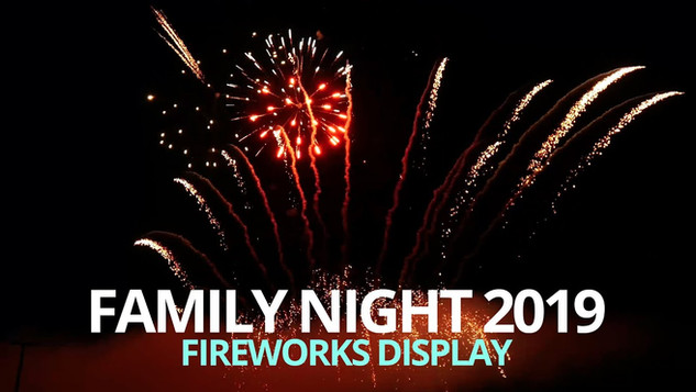 Family Night Finale 2019