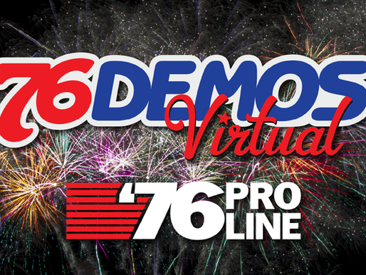 '76 Pro Line Virtual Fireworks Demo - Friday, May 15th