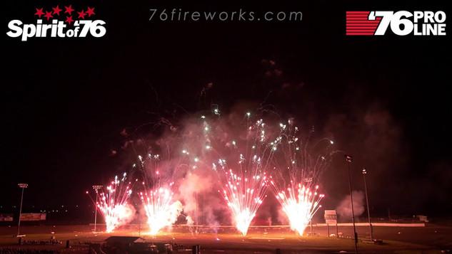 Firestone Fireworks Show - PGI 2017