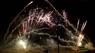 KCAP Fireworks Show - May 2016