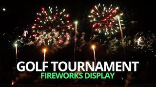 Caddyshack-Themed Golf Show