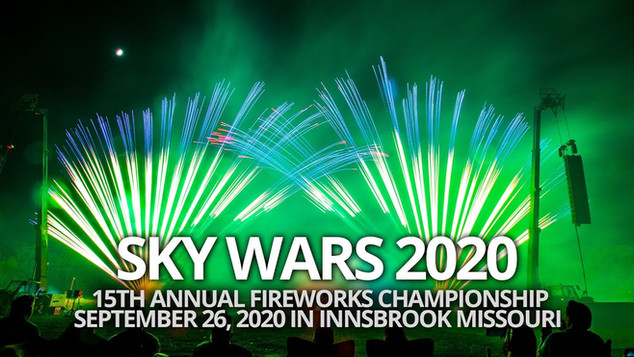 Sky Wars 2020 - Spirit of '76 & Stellar Fireworks display