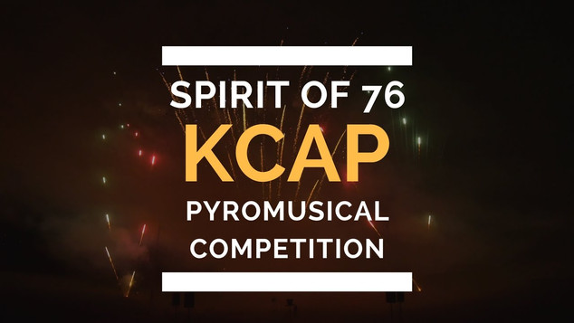 KCAP Pyromusical Competition - May 2017
