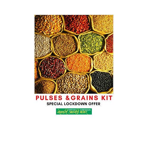 Pulses & Grains Kit