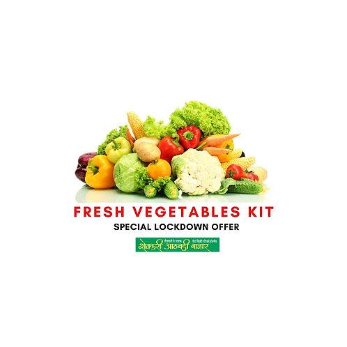 Fresh Vegetables Kit