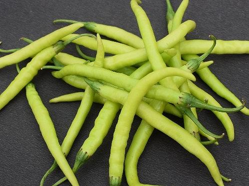 Green Chilli ( Medium spicy )