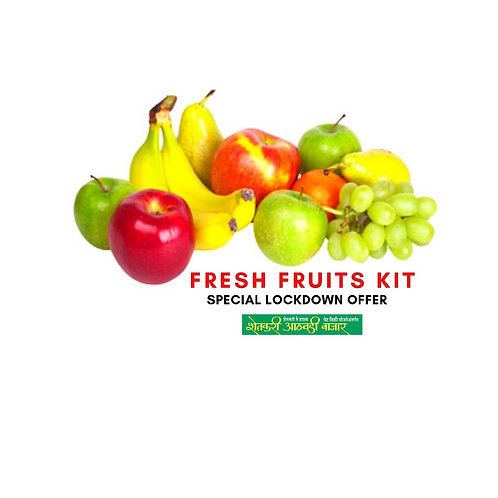 Fresh Fruits Kit