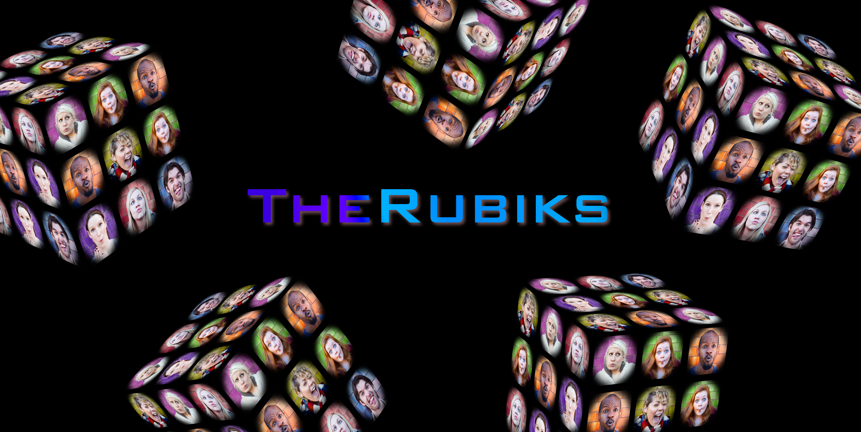 The Rubiks - banner