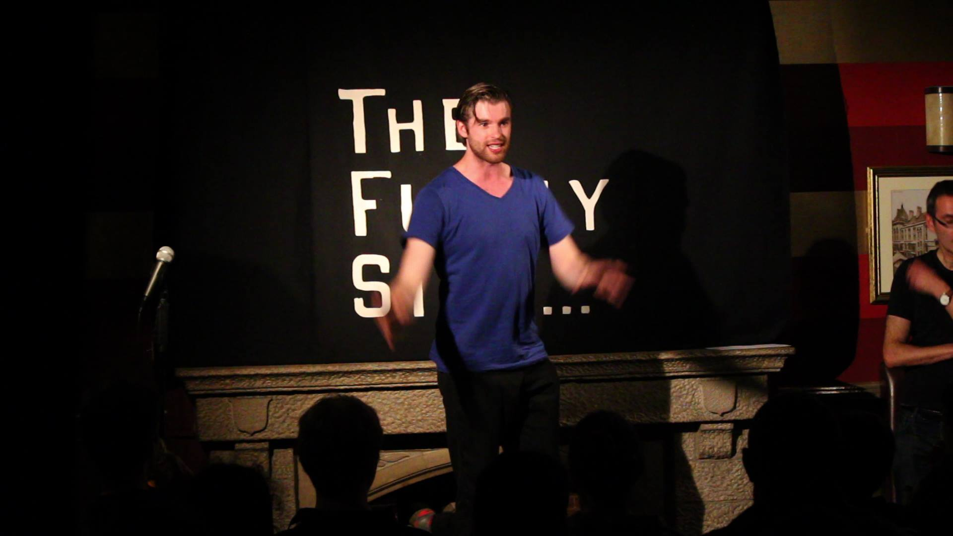 James at The Funny Side