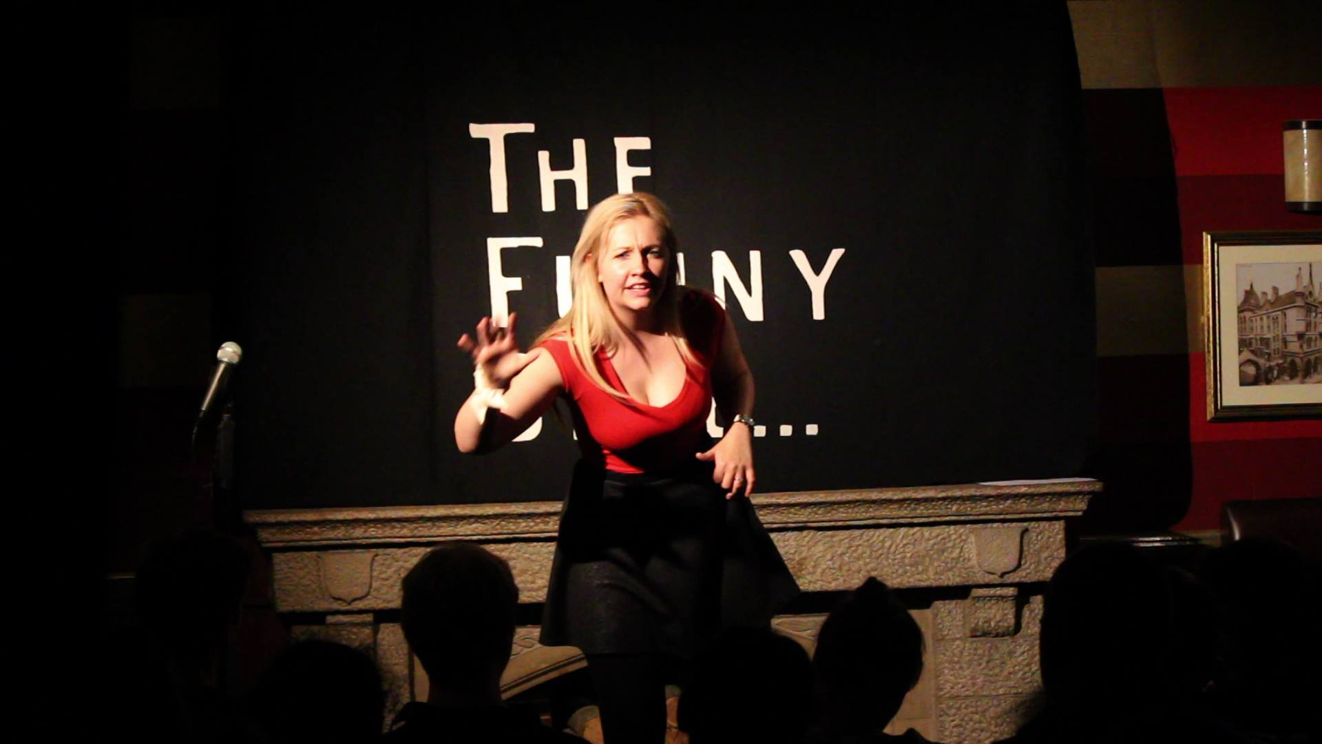 Lauren at The Funny Side