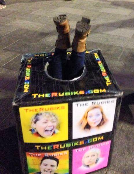 Rubiks promo