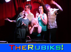 Crazy Rubiks