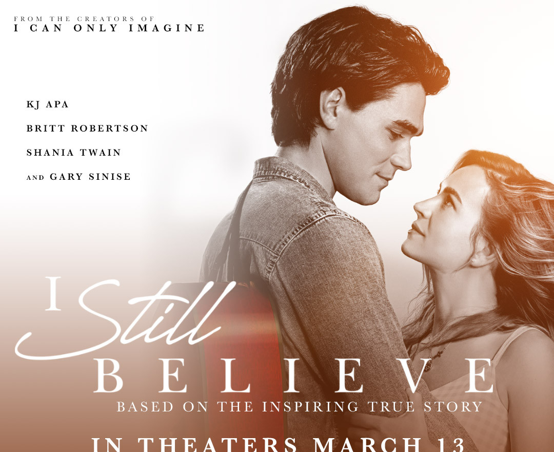 Here at the Luis Palau Association, we love to share about new resources that honor the Lord and encourage His church. This movie is one of them.  Check out the new trailer for I Still Believe, from the creators of I Can Only Imagine, and reserve your tickets today.
