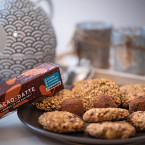 Recette des cookies aux pépites de cacao datte