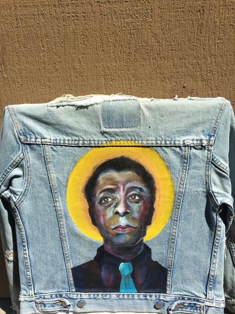 Baldwin Portrait