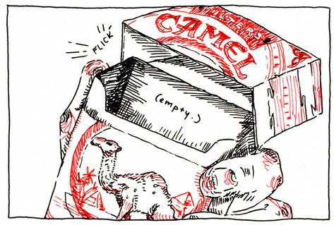 Camel Crisis