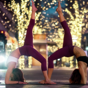 Denver night series for MikaYogaWear