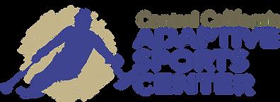 CCASC Sit Ski Logo