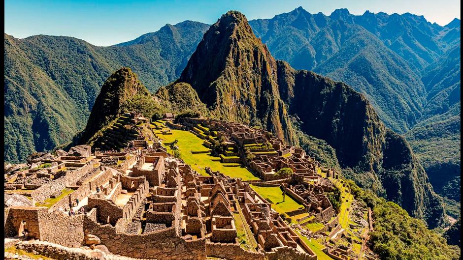 Peru is Pachamamma on Full Display