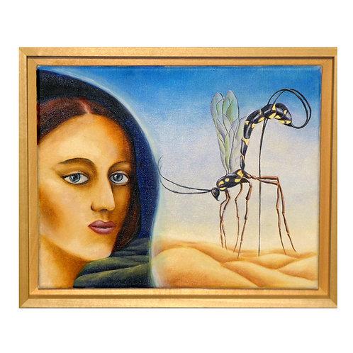das Insekt