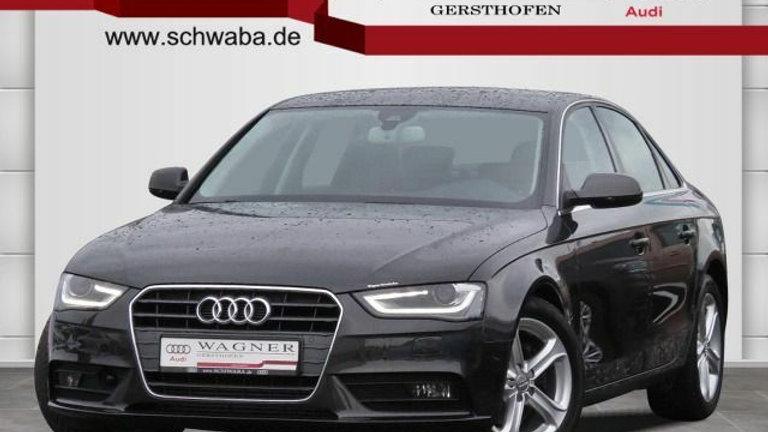 Audi A4 Lim. Ambition 2.0 TDI *XENO*NAVI*