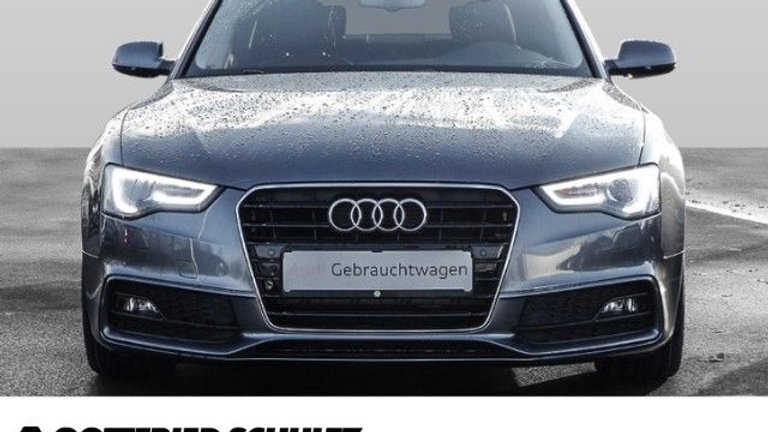 Audi A5 SPORTBACK 2.0 TDI LEDER,NAVI