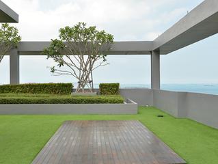 Waterproofing Your Commercial Rooftop Garden