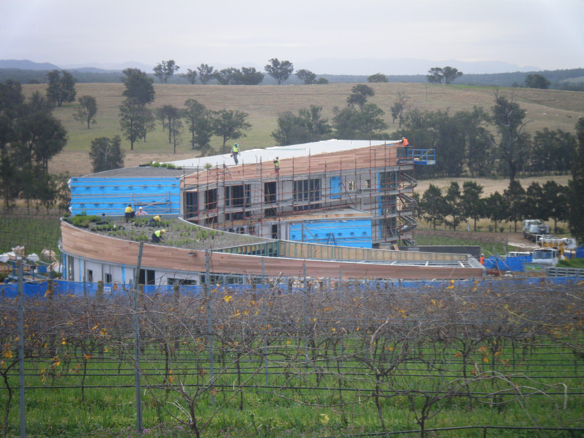 Constables Winery Residence