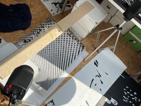 work in progress: Tagebucheintrag 17 von Künstlerin Silke Schwab