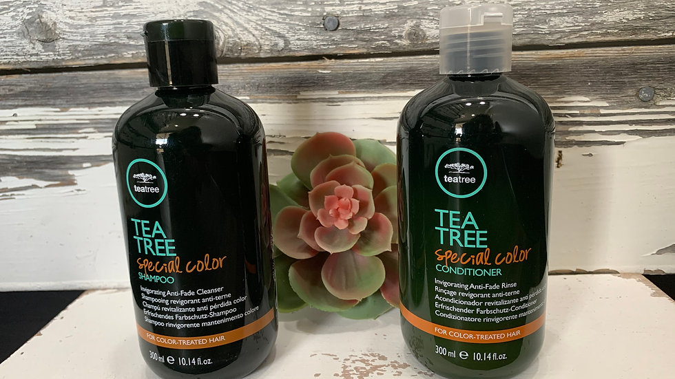 TEA TREE COLOR