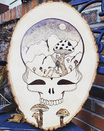 Steal your face! This was a super cool c
