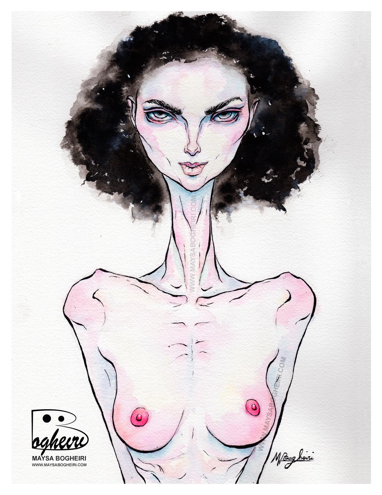 Woman #3